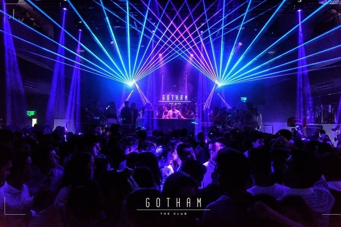 GOTHAM The Club image