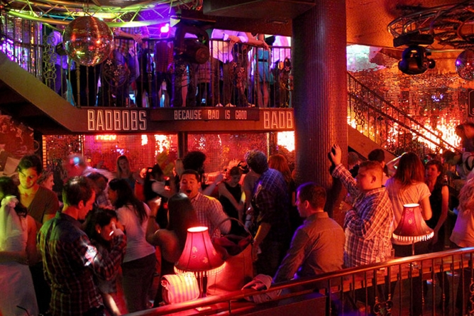 Bad Bobs Temple Bar image